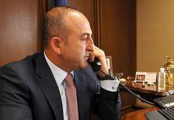 Dışişleri Bakanı Mevlüt Çavuşoğludan Libya konusunda telefon diplomasisi