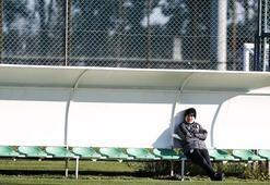 Aykut Kocamanın Konyasporu Ümraniye ile berabere kaldı 0-0