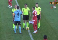 Sivasspor: 2 - Waldhof Mannheim: 2 (Hazırlık Maçı)