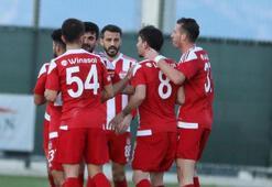 Demir Grup Sivasspor - Waldhof Mannheim: 2-2