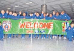 U12 İzmir Cup yine devleri ağırlayacak