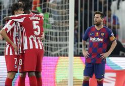 Barcelona - Atletico Madrid: 2-3