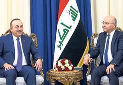 Dışişleri Bakanı Çavuşoğlu Bağdat'ta | Irak'a yalnız değilsin ziyareti