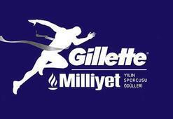 Söz sırası sizde 66. Gillette Milliyet Yılın Sporcusu Ödülleri