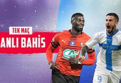 Rennes-Marsilya maçının heyecanı Misli.comda