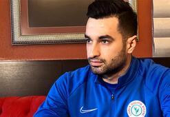 Gökhan Akkan: Avrupada oynamak istiyorum