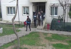 Bigada suç örgütüne şafak operasyonu: 9 gözaltı