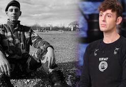 MasterChef Rıfat askerlik fotoğraflarını paylaştı