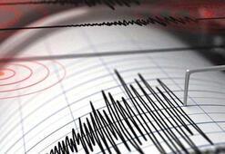 Son dakika... Vanda korkutan deprem Büyüklüğü...