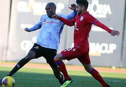Beşiktaş-Altınordu: 2-2