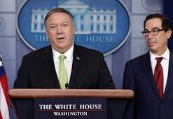 Son dakika | ABDden İrana yeni yaptırımlar Diyaloğa hayır