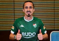 Transfer haberleri | Bursaspor, Serdar Özkanı transfer etti