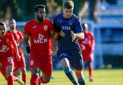 Trabzonspor -Partizan Tiran: 1-0