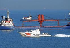 Tanker, trol teknesine çarptı