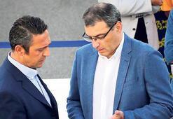 Ayrılık beklenmiyor Ali Koç ve Comolli...