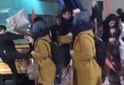 Taksimde hareketli dakikalar... Kadın turist 15 TL için kabusu yaşadı