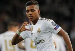 Real Madridin yükselen yıldızı Rodrygo