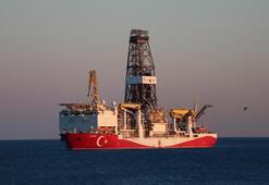 Doğu Akdenizdeki 2. sondaj çalışmasını tamamlayan Yavuz Mersin açıklarında