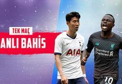 Kritik Tottenham – Liverpool maçı canlı bahisle Misli.comda