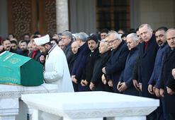 Cumhurbaşkanı Erdoğan tabutuna omuz vermişti Kim olduğu ortaya çıktı