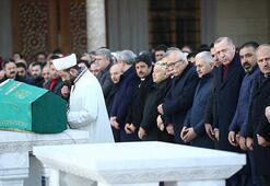 Cumhurbaşkanı Erdoğan tabutuna omuz vermişti