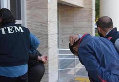 Eylem hazırlığında yakalanan PKKlılara ceza yağdı