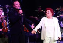 Selda Bağcan ile aynı sahnede
