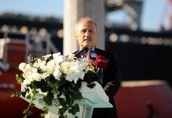 Bakan Turhan: Gemi inşa sanayiinde söz sahibi ülkelerden biriyiz