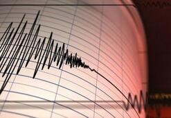 Son dakika deprem haberi: Marmara Denizinde deprem Şiddeti açıklandı
