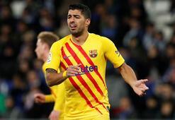Barcelonada Luis Suarez ameliyat edecek