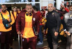 Galatasarayda Marianonun menajeri kampa geldi