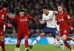 Tottenham - Liverpool: 0-1
