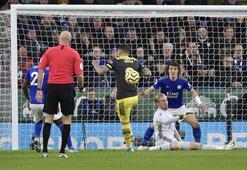 Southampton, 9-0lık yenilginin rövanşını aldı Çağlar Söyüncünün hatasına VAR yetişti