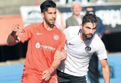 Manisa FK zirveyi tehlikeye attı
