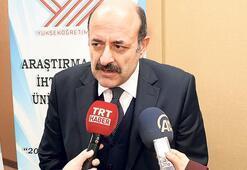 YÖK  Başkanı Saraç: Özel Üniversite  tartışılmalı