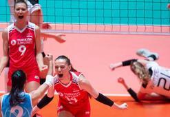 Türkiye - Polonya: 3-2 Filenin Sultanları finalde