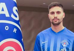 Kasımpaşanın yeni transferi Tarkan Serbest, küme düşme endişesi  taşımıyor: