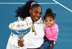Serena, anne olduktan sonra ilk zaferine ulaştı