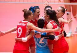 Filenin Sultanları, Olimpiyat biletini kaptı Türkiye - Almanya: 3-0
