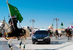 Son dakika... Suudi Arabistanda böyle karşılandı