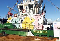 İlk Hidrolik Hibrit Tekne Marmara'da