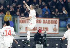 Juventusta Merih Demiral depremi Golünü attı sonra sakatlandı...
