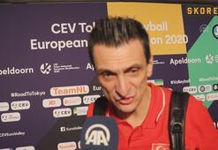 Giovanni Guidetti:  Tokyoda oynayacağımız olimpiyat bizim için çok önemli