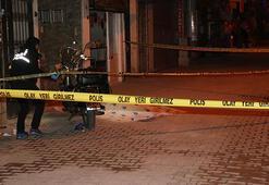 İzmirde bıçaklı kavga : 1 ölü