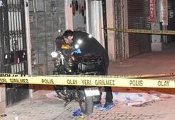 Tartıştığı kişiyi sokak ortasında göğsünden bıçaklayıp öldürdü