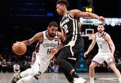 Irving geri döndü, Nets farklı kazandı