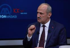 Son dakika: Bakan Turhandan Kanal İstanbul açıklaması