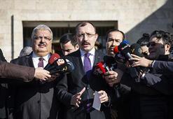 Son dakika... AK Partiden inşaatlar için yeni kanun teklifi