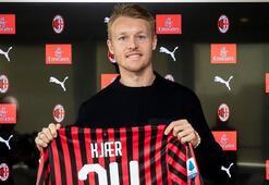 Son dakika transfer haberleri | Kjaer resmen Milanda...