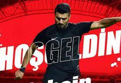 Samsunsporda üçüncü transfer Muhsin Yıldırım